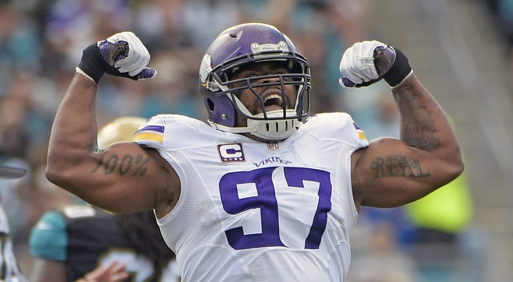 Image result for everson griffen vikings