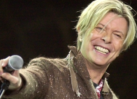 Jan. 8 is the birthday of singer David Bowie -- shown performing at Target Center in January 2004. He died Jan. 10, 2016, at the age of 69. (Pioneer Press file photo)