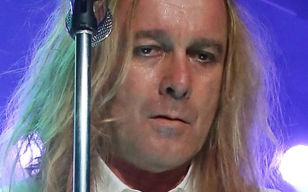 Singer-guitarist Robin Zander of Rockford, Ill., band Cheap Trick is 64. (Getty Images: Neilson Barnard)