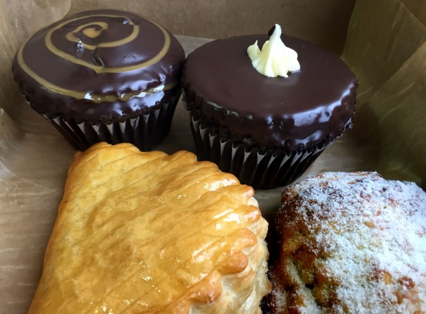 Jan. 2017 photo of Pastries at The Grateful Table in Roseville. (Pioneer Press: Nancy Ngo)