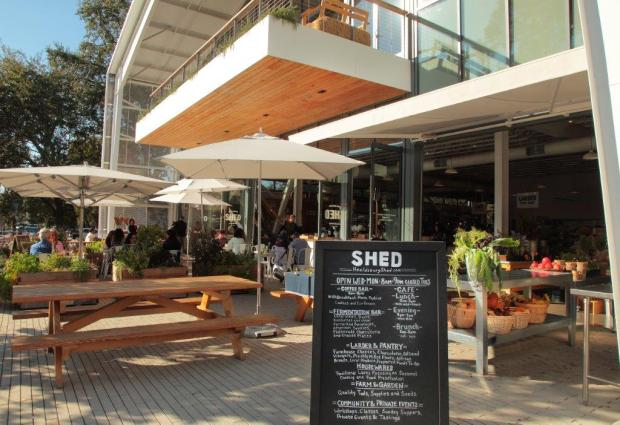 The SHED provides a hearty breakfast, perfect for wine-tasting later in the day. (Courtesy photo)