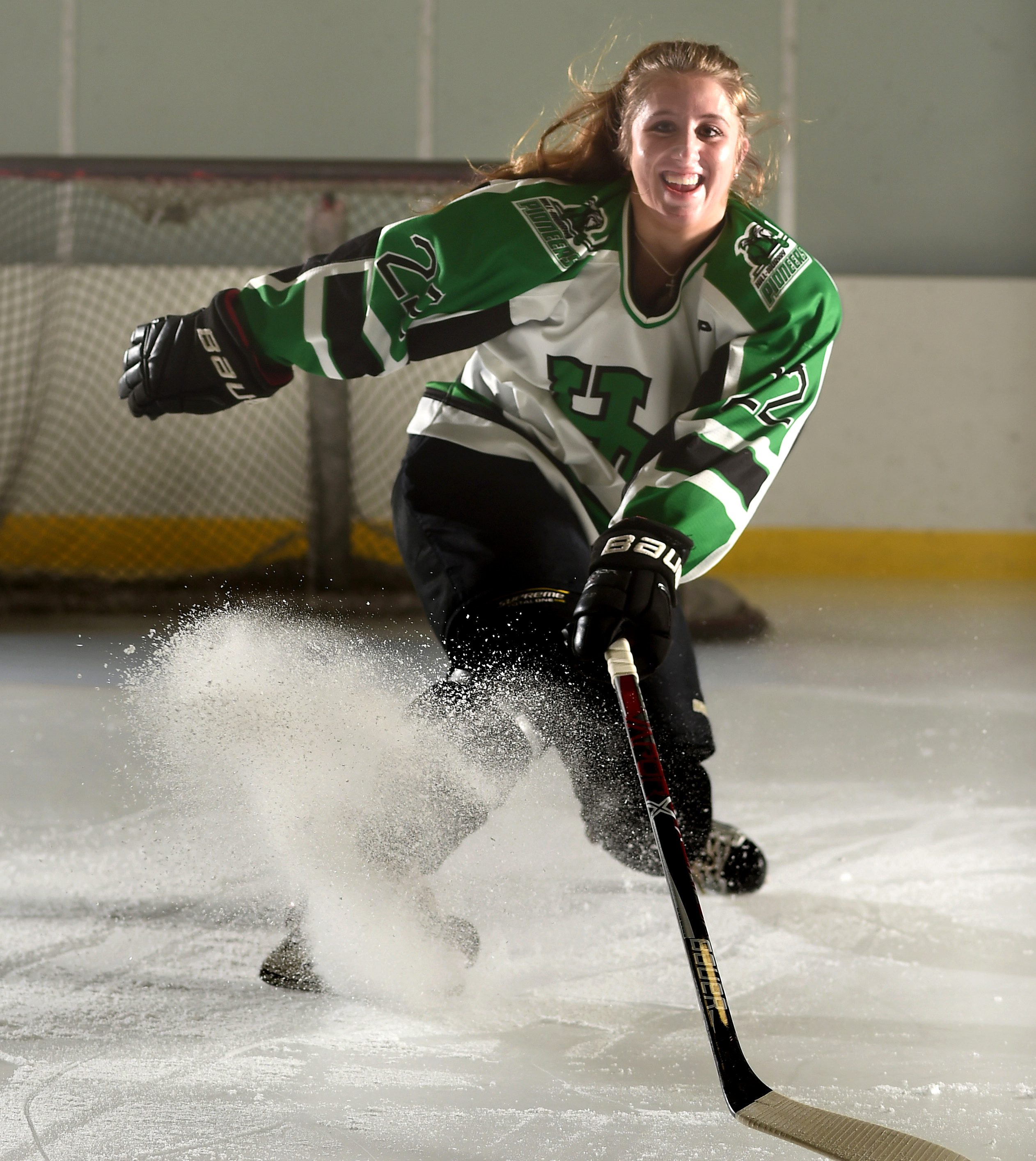 MN H.S.: East Metro Girls Hockey Player Of The Year - Abigail Boreen, Hill-Murray