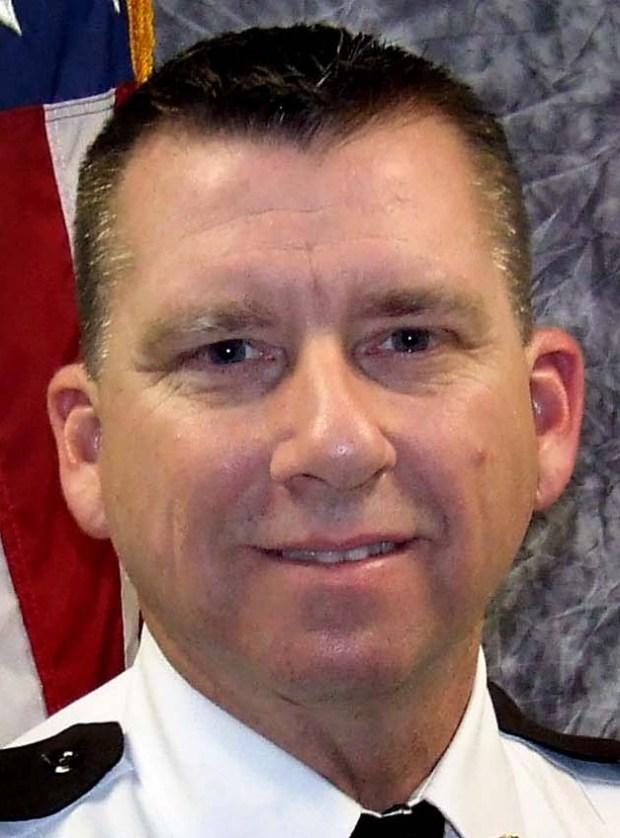 Washington County Sheriff Dan Starry