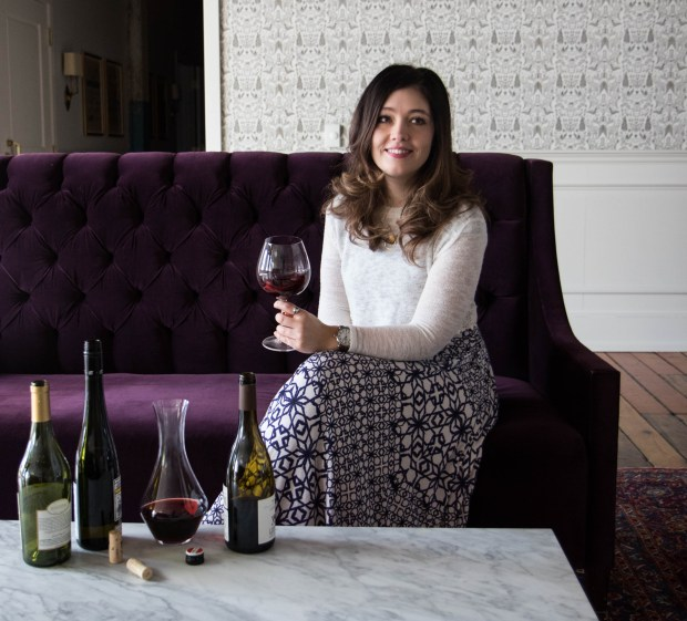 The Bachelor Farmer sommelier Erin Rolek, named 2017 Food & Wine Magazine Sommelier of the Year. (Courtesy of Erin Kincheloe)