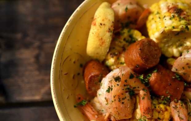 The Shrimp Boil will be available at Target Field in Minneapolis this baseball season. On Thursday, March 30, 2017, the Minnesota Twins and Delaware North Sportservice, the teams exclusive food, beverage and retail partner, announced a variety of new menu offerings to be served at the ballpark during the 2016 season. Jean Pieri / Pioneer Press