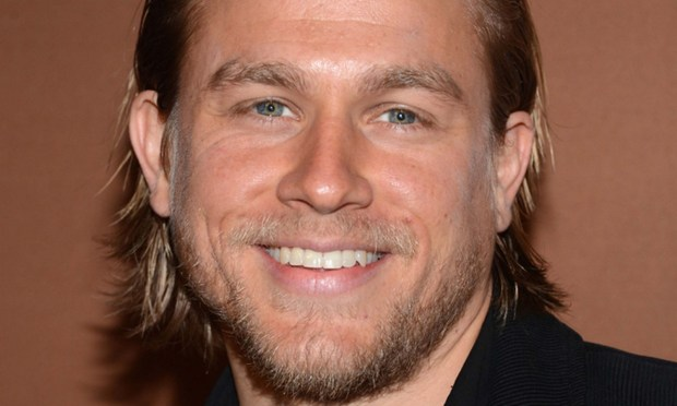 "Brit actor Charlie Hunnam of ""Sons of Anarchy"" (and ""Undeclared"" is 33. (Getty Images: Dimitrios Kambouris)"