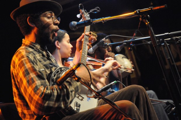 The Carolina Chocolate Drops. (Courtesy of Tim Duffy)