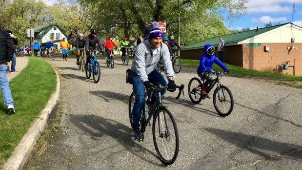 The St. Paul-based Bicycle Alliance of Minnesota has released a Minnesota Bicycling Handbook, a free 36-page volume for local cyclists to help them navigate roads and trails safely and enjoyably.