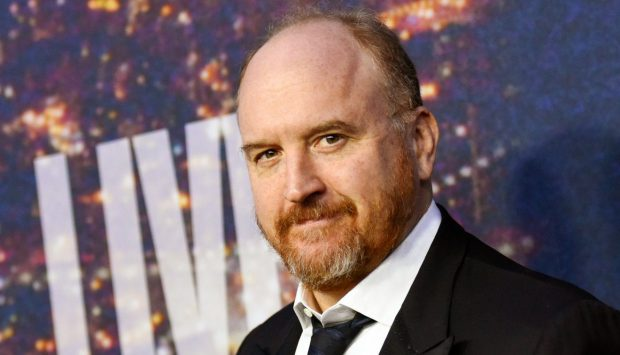 "In this Feb. 15, 2015 photo, Louis C.K. attends the SNL 40th Anniversary Special in New York. John Landgraf, CEO of FX, told reporters Friday, Aug. 7,  that Louis C.K. needs an ""extended hiatus"" before returning to work on the critically acclaimed series. C.K. has co-created a new comedy with frequent collaborator, Pamela Adlon, which she will star in called ""Better Things."" He will also produce. Landgraf also said C.K. has a third series in the works for FX. (Photo by Evan Agostini/Invision/AP, File)"