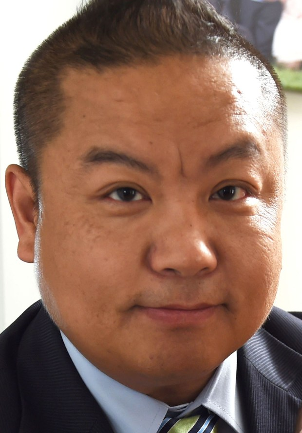 St. Paul City Council member Dai Thao, photographed August 23, 2016 in St. Paul. (Pioneer Press: Scott Takushi)