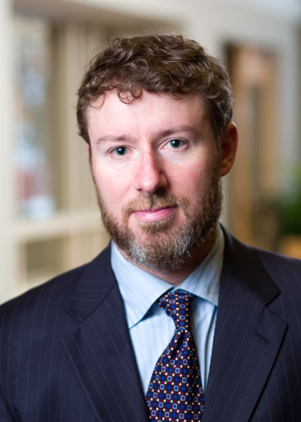 Ted Sampsell-Jones, law professor at Mitchell Hamline School of Law (Courtesy photo)