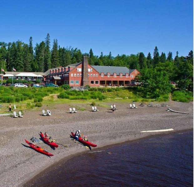 Lutsen Resort (Forum News Service)