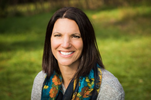 Carrie Barren, executive director of the Eagan Athletic Association, was named