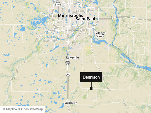 Tiny Dennison, Minnesota has an aging sewer system that caused extra expense and seepage into basements.