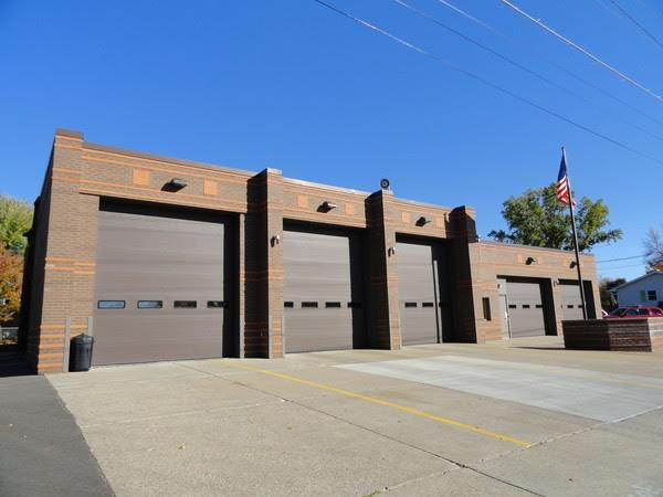 Eagan is selling its first-ever fire station, which was built in 1963 at 3940 Rahn Road. The approximately 5,100 square feet building sits on 0.52 acres that are surrounded by homes, an apartment building and a church. (Courtesy of Eagan Fire Department)