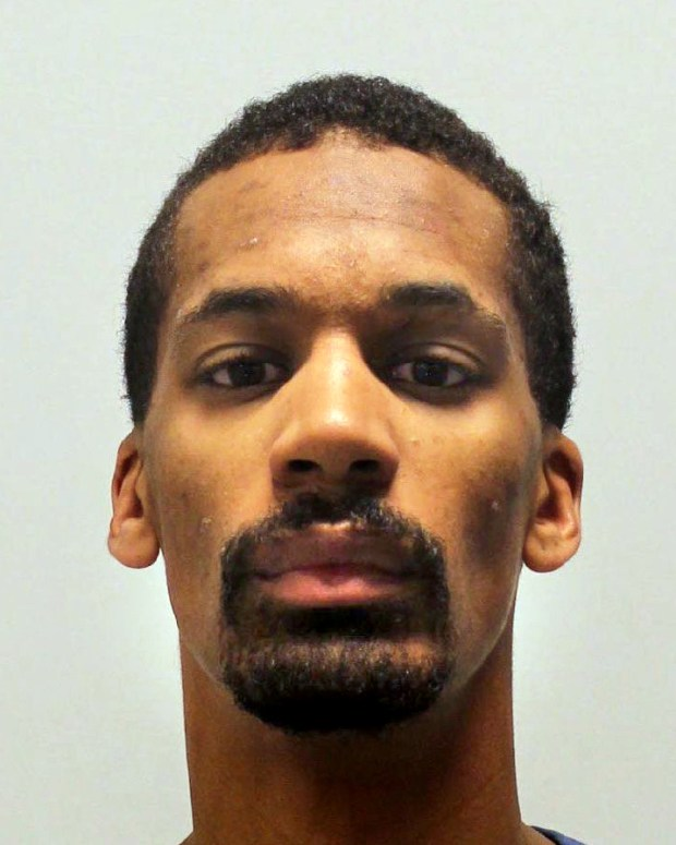 Nov. 2016 courtesy photo of Grant David Hendrickson, 28, of South St. Paul, who was sentenced Monday, June 19, 2017 to 32 1/2 years in prison for the Nov. 2016 shooting that killed one customer at a Dollar Tree store in Burnsville and injured another. On Nov. 7, 2016, Hendrickson fatally shot 69-year-old Donald Joseph Hortsch of Rosemount, who died of a bullet wound to the head, and injured a 26-year-old man, who was left paralyzed, Dakota County prosecutors said. The shootings followed a dispute in the store involving Hendrickson, his girlfriend and a store employee, according to a criminal complaint. (Courtesy of the Dakota County Sheriff's Office)