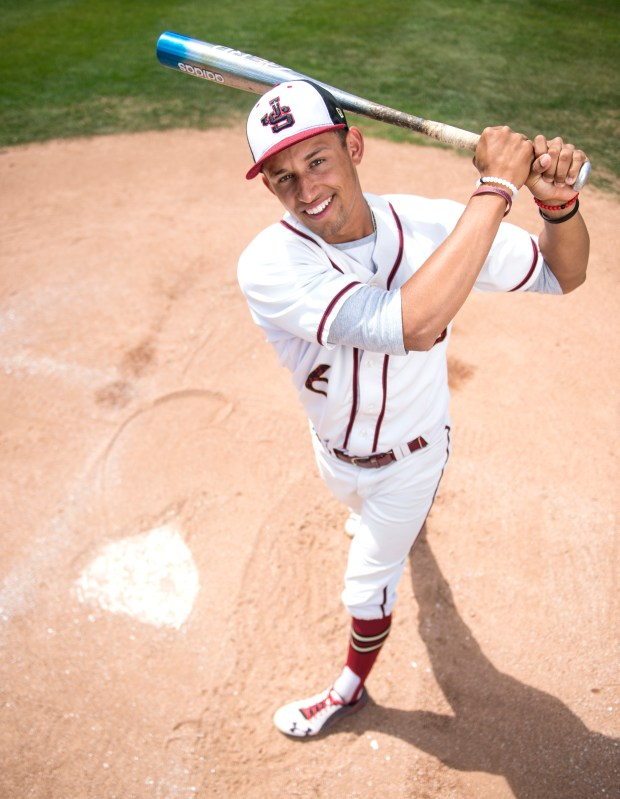 Royce Lewis of JSerra was picked by the Minnesota Twins with the No. 1 overall selection in the MLB draft Monday. (Photo by Kyusung Gong/Orange County Register/SCNG)