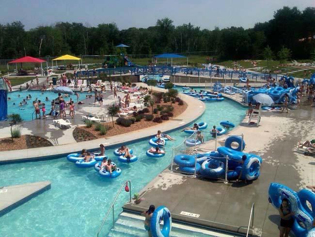 Best outdoor water parks in Minnesota