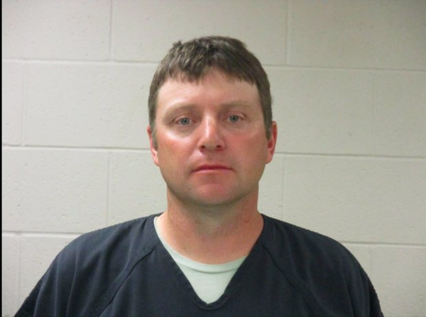 Walnut Grove (Minn.) Police Chief Michael Zeug was arrested in a June 2017 sting operation targeting underage sex trafficking. (Redwood County sheriff's office via Forum News Service)