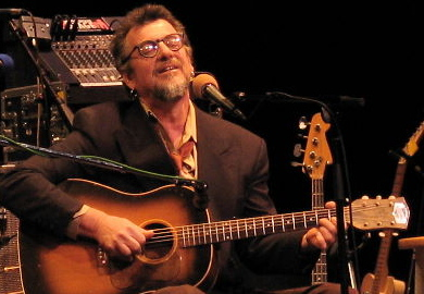 Folk musician Greg Brown, a founder of St. Paul's Red House Records, is 66. (Courtesy of Red House Records: Sandy Dyas)