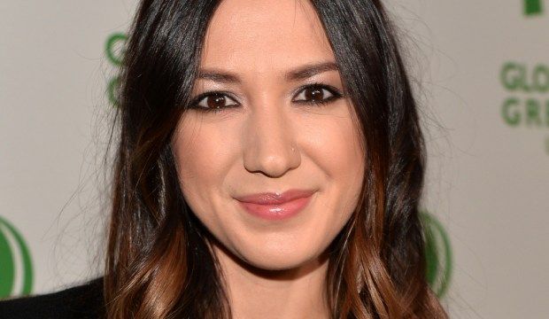 Singer Michelle Branch of the Grammy-winning country duo the Wreckers is 32. (Alberto E. Rodriguez/Getty Images)