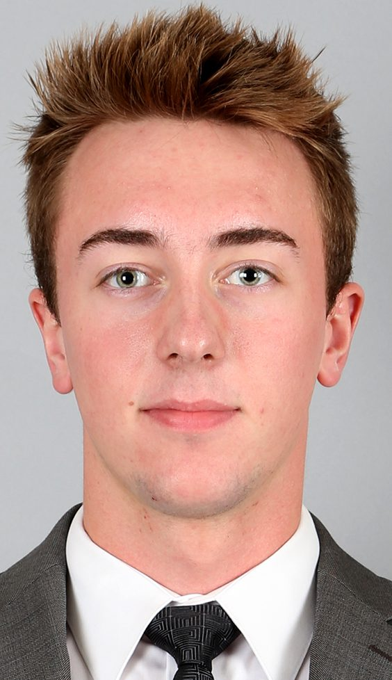 Undated courtesy photo, circa Sept. 2016, of Ryan Edquist, a college hockey player for Boston College, formerly of Lakeville North. He's in Wild development camp this week (July 2017). (John Quackenbos / Boston College)