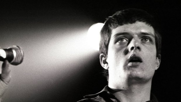 The late Joy Division frontman Ian Curtis was born on this day in 1956. He died in 1980, at the height of the English band's influence.
