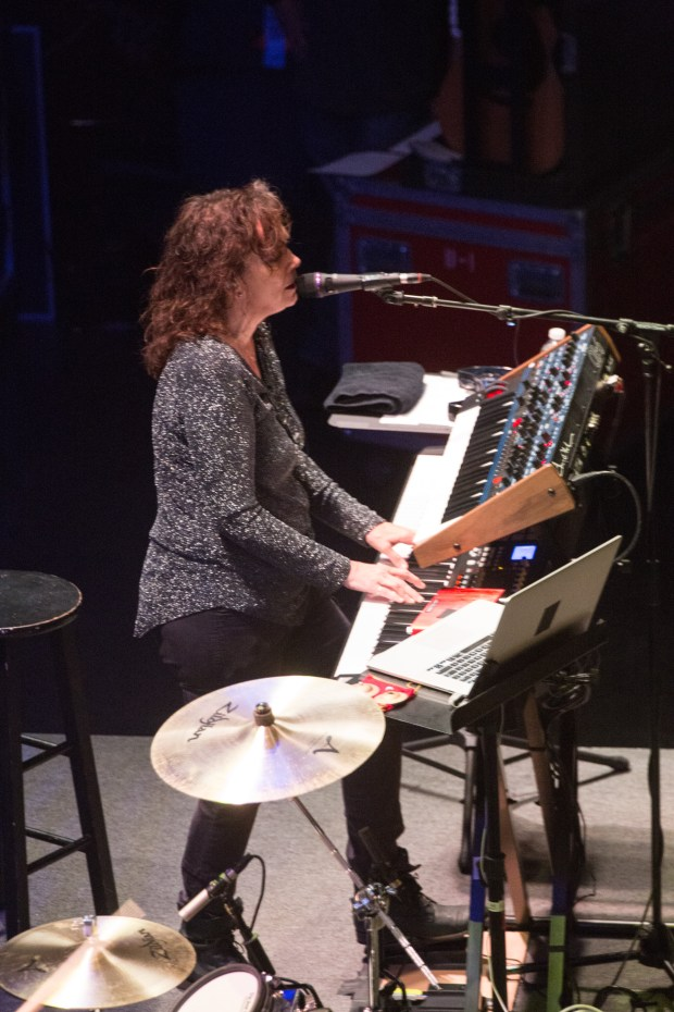 The Revolution keyboard player Lisa Coleman. (Courtesy of the band)