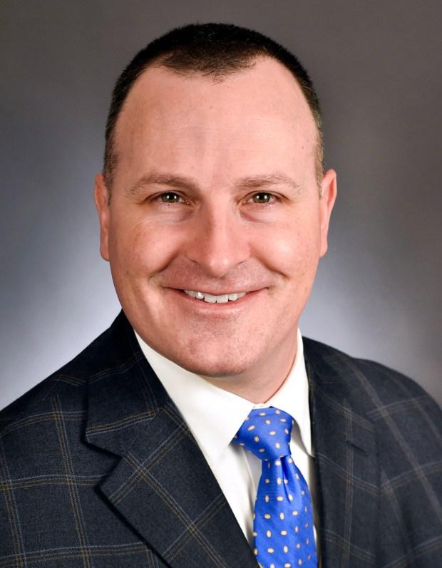 State Rep. John Lesch, D-St. Paul