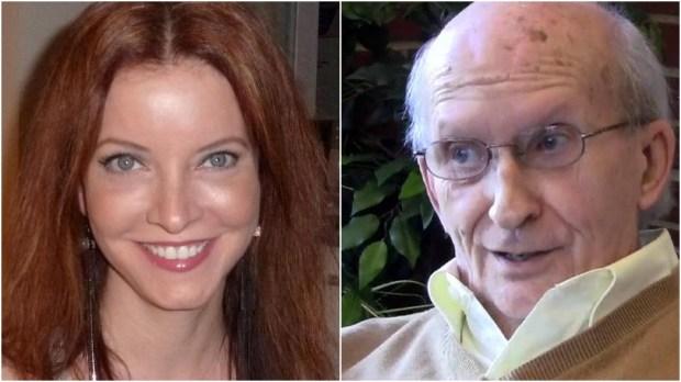 Ruth Berg and John Carlson (Courtesy photos)