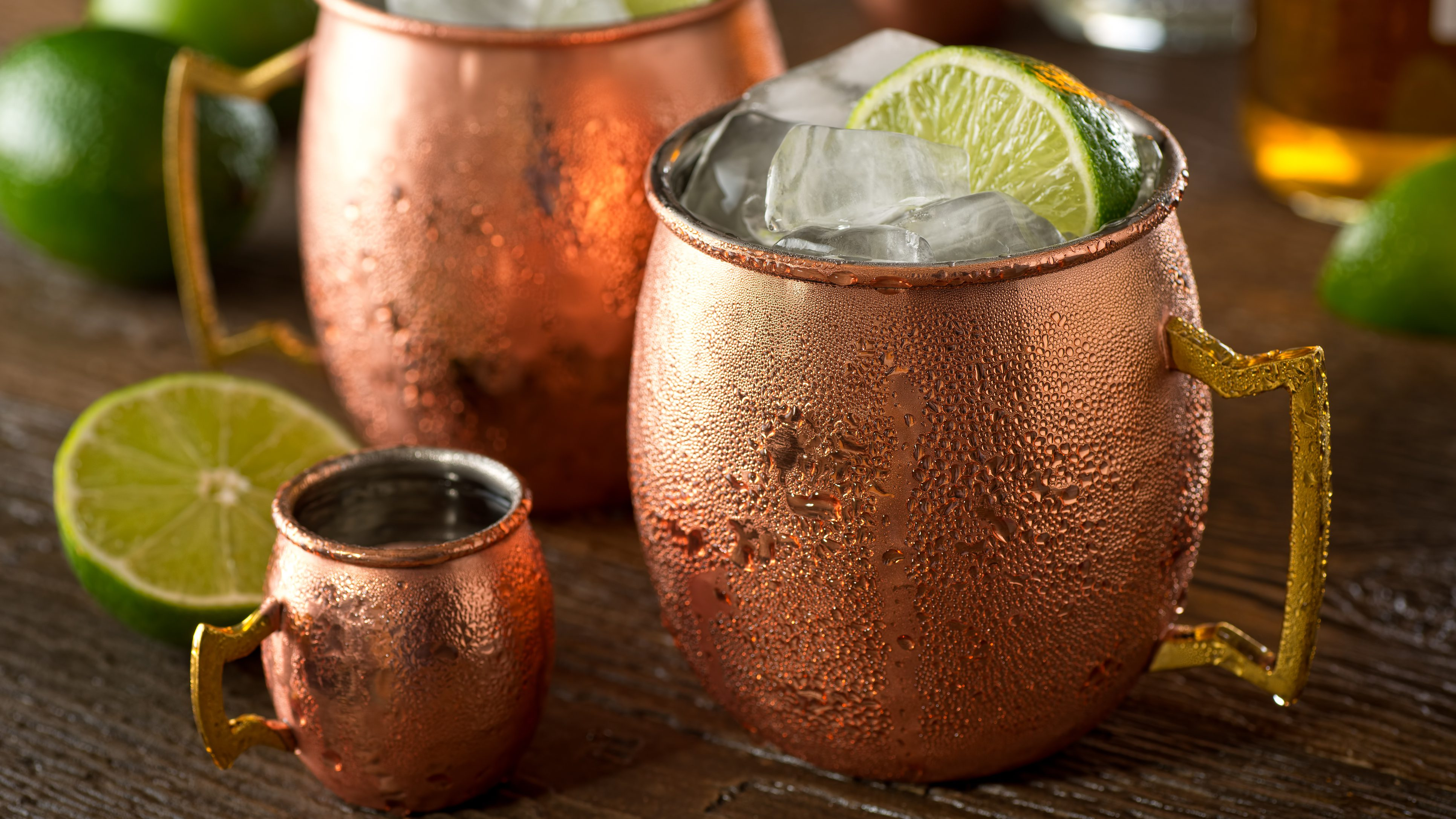 Moscow mule copper mugs may be toxic, officials say