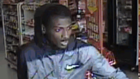 Brooklyn Center police are seeking the public's help in identifying the suspect in an armed robbery of the Family Dollar Store on 57th Avenue in Brooklyn Center around 9:25 a.m. Sept. 4, 2017. (Courtesy of Brooklyn Center police)