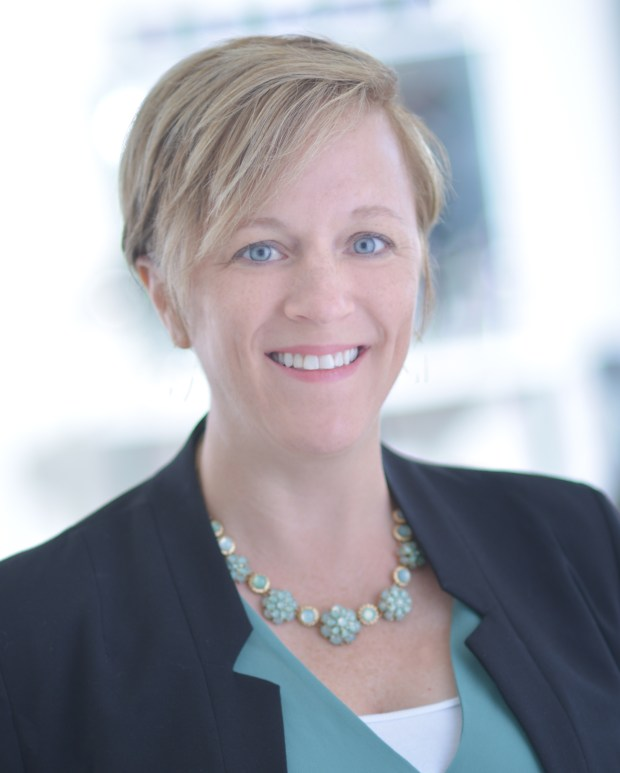 Danette Parr, a former St. Paul city planner, has been appointed director of Business Development for the city as part of an ambitious effort to draw 3,000 new jobs to Minnesota's capital city. She begins her new role in mid-October 2017. (Courtesy of Danette Parr)
