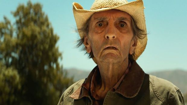 "The late Harry Dean Stanton plays the title role in ""Lucky."" (Courtesy of Magnolia Pictures)"