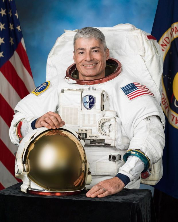Mark Vande Hei (NASA)
