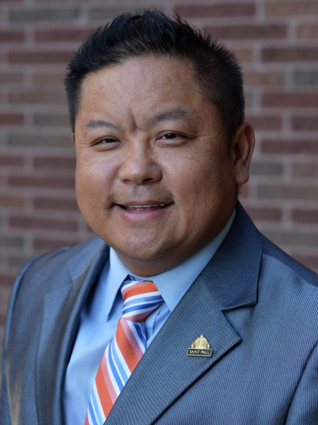 Dai Thao, St. Paul mayoral candidate, October 24, 2017. ( Scott Takushi: Pioneer Press)