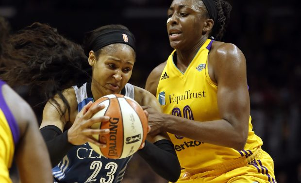 ESPN documentary tracks Maya Moore's quest for justice