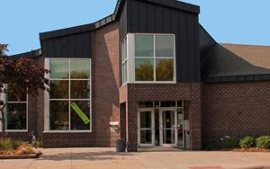 The Washington County board approved architectural contracts in September 2017 for new libraries to replace the Park Grove Library in Cottage Grove and the Wildwood Library in Mahtomedi. (Courtesy of the Washington County Library)