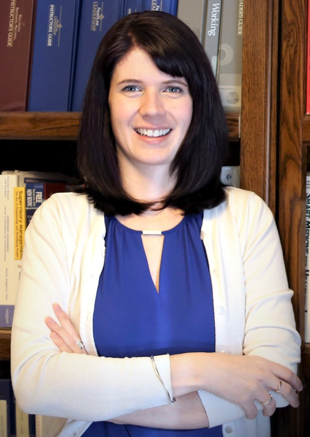 Leah Phifer, DFL candidate for Minnesota's 8th Congressional District. (Forum News Service)