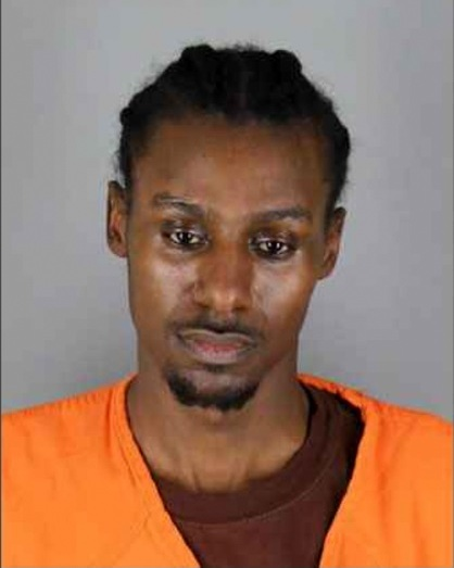 Raheem Quanta Meekins, 27, pleaded guilty Monday, Oct. 9, 2017, to one count of criminal vehicular homicide-driving in a grossly negligent manner and one count of criminal vehicular operation. (Courtesy of the Henneping County sheriff's office)