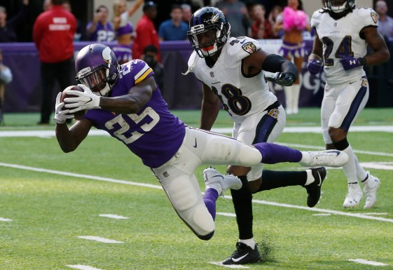 Image result for latavius murray minnesota vikings
