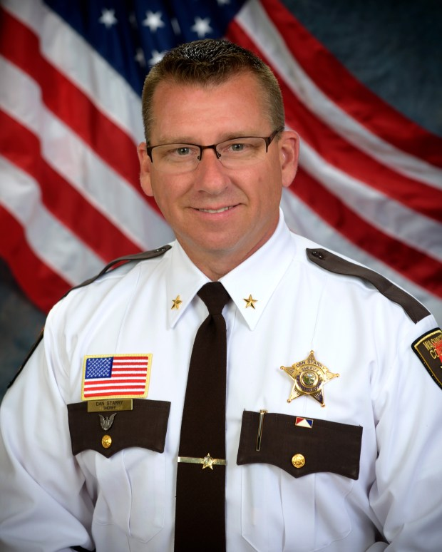 Washington County Sheriff Dan Starry announced Oct. 12, 2017, that he will run for the office in 2018. Starry was appointed sheriff after the retirement of Bill Hutton in April 2017. (Courtesy of the candidate)