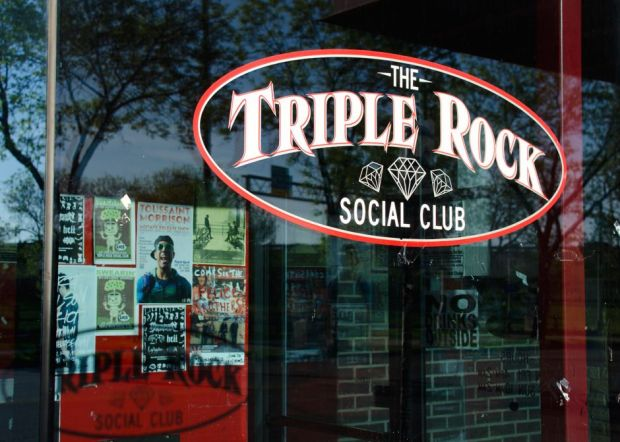 Triple Rock Social Club will close after Thanksgiving.  (triplerocksocialclub.com)