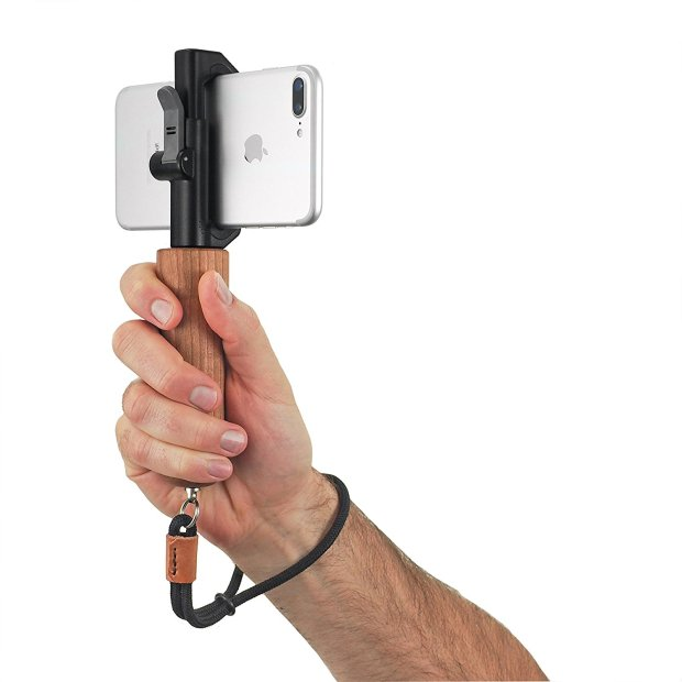 Glif phone mount and handle