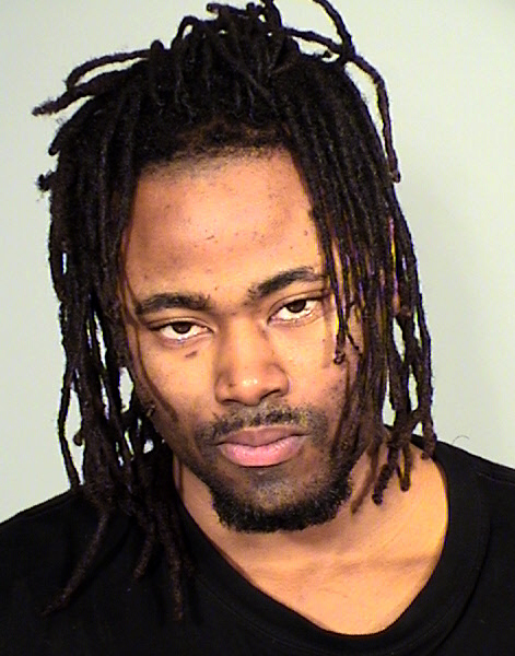 Demario Dontae-Eugene Brown, 25 (DOB 02/21/1992) was charged Dec. 5, 2017 in Ramsey County District Court with one count of second-degree burglary of a government building. He is accused of stealing a Taser, handcuffs, ammunition and other items from a Metro Transit police department. (Courtesy of the Ramsey County Sheriff's Office)