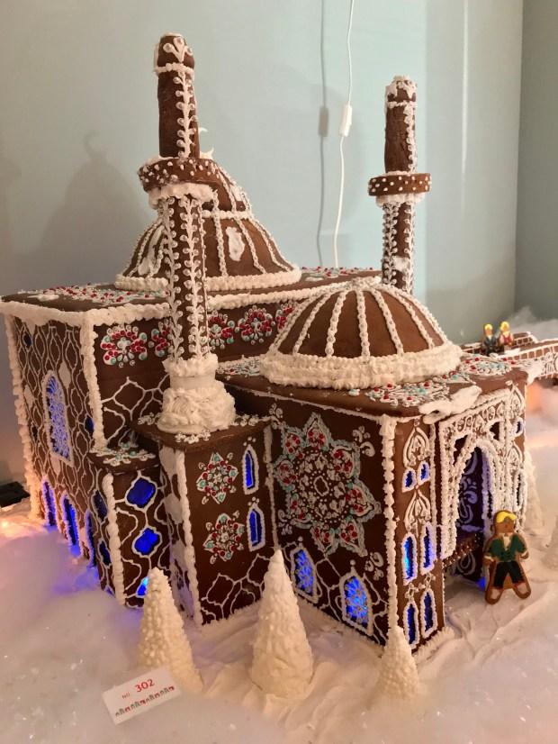 """Mosque."" Photographed Nov. 21, 2017. (Nancy Ngo / Pioneer Press)"