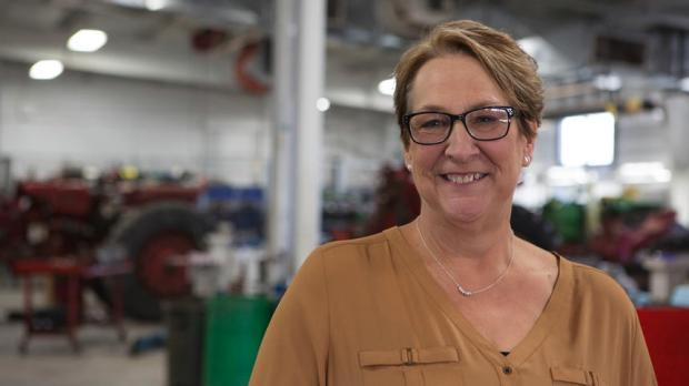 Patty Schachtner was elected to western Wisconsin's 10th Senate District on Tuesday, Jan. 1, 2017. (File photo via Forum News Service)
