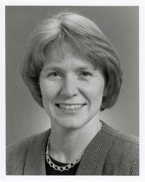 Michelle Fischbach was first elected to the Minnesota Senate in February 1996 in a special session. (Photo courtesy Minnesota Senate)