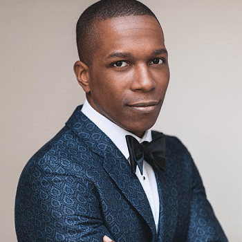 Leslie Odom Jr. will sing in the Super Bowl pregame festivities Feb. 4, 2018. Courtesy photo)