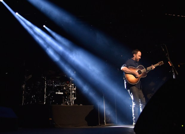 ST PAUL, MN - FEBRUARY 03: The Night Before Dave Matthews Band Presented by Entercom on February 3, 2018 in St Paul, Minnesota. (Photo by Frazer Harrison/Getty Images for CBS Radio Inc.)